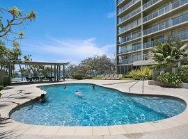 One The Esplanade Apartments on Surfers Paradise, serviced apartment in Gold Coast