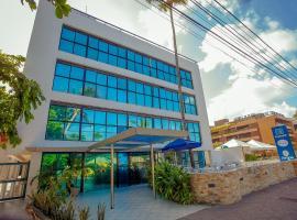 Ambassador Flat Hotel - Praia de Cabo Branco, hotel near Arruda Camara Park - Bica, João Pessoa
