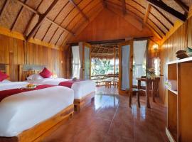 The Tamban Jukung, hotel near Kelingking Beach, Nusa Penida