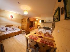 refuge des cimes, hôtel à Prémanon