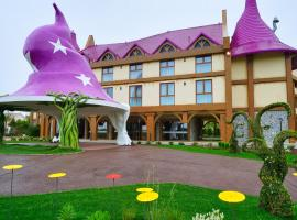 Gardaland Magic Hotel, hotel a Castelnuovo del Garda