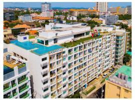 Water Park Condominium Studio Room, apartment in Pattaya South