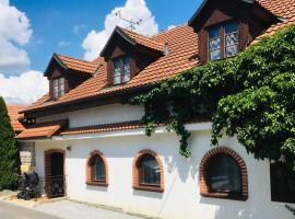 Ubytování Medlov, prázdninový dům v Moravské Nové Vsi