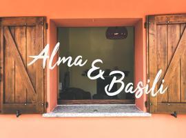 Alma&Basili, lodge in Bellagio