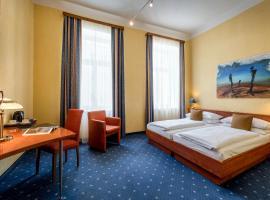 Hotel Nestroy Wien, hotel near Kunst Haus Wien - Museum Hundertwasser, Vienna
