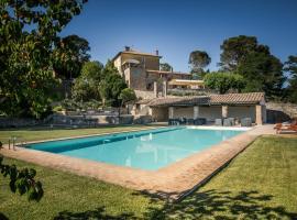 Villa Fibbino - Hotel di Campagna, agriturismo a Piegaro