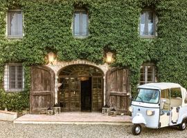 Tenuta Cortedomina, cottage in Radda in Chianti