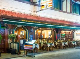 Grillhutte Restaurant & Guesthouse, hotel in Patong Beach