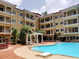 ANHC Bougainvilla Hermitage (Full Board + Treatments), spa hotel in Old Goa