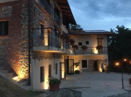 Ca Montiglio, hotel near Fortress of Bard, Quagliuzzo