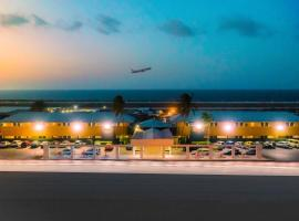 Curacao Airport Hotel, hotel in Willemstad