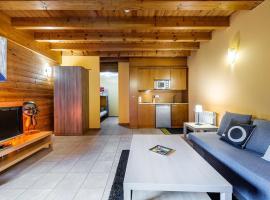 Apartamento Pessons, отель в городе Инклес