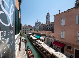 Santa Croce Boutique Hotel, hotell i Venezia
