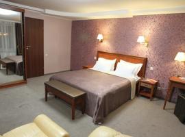 Злата Прага Премиум, отель в Запорожье