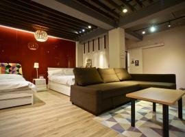 Changhong Homestay, hotel in Jiufen
