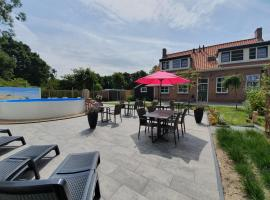 The Lucky Queen, B&B in Oostkapelle