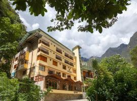 Hotel Santuario Machupicchu, hotel in Machu Picchu