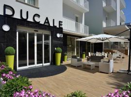 Hotel Ducale, hotel in Rimini