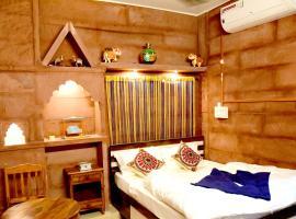 MH Guest House, hotel near Mandore Gardens, Jodhpur