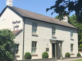 Moortown Lodge B&B, boutique hotel in Ringwood