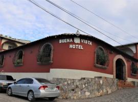Hotel Buena Vista, отель в городе Копан-Руинас