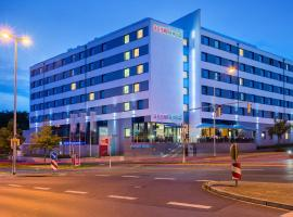 acomhotel Nürnberg, Hotel in der Nähe von: U-Bahnhof Nordostbahnhof, Nürnberg