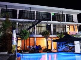Hotel Amigo II, отель в Кобулети