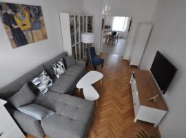 Jiřina Appartments, отель в Праге, рядом находится Арена «О2»