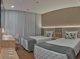 Rio Hotel By Bourbon Campinas, hotel near UNICAMP, Campinas