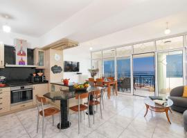 Breathless Sea Apartment, pet-friendly hotel in Rethymno Town