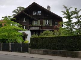 Chalet in Bern, hotel near Westside, Bern