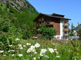 Ski-In/Ski-Out Hotel Sport, hotel near Alpin Express, Saas-Almagell