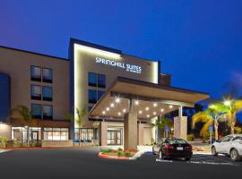 SpringHill Suites by Marriott Escondido Downtown, hotel in Escondido
