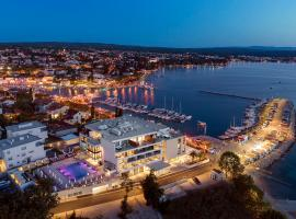 Luxury Hotel Riva, family hotel in Malinska