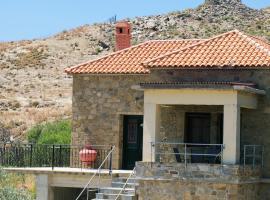 Stone House Of Panos, κατάλυμα σε Kornós