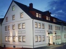 Hotel Stadt Waren, Hotel in Waren (Müritz)