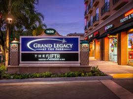 Grand Legacy At The Park, hotel in Anaheim