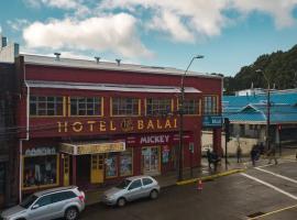 Hotel Balai, hotel en Ancud