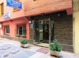 Hostal Guillot, hotel en Torremolinos