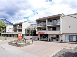 Best Western Plus Siding 29 Lodge, hotel in Banff