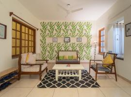 The Wildflowers of Walden, apartment in Pondicherry