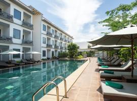 Green Amazon Residence Hotel, hotel near Tonle Sap Lake, Siem Reap