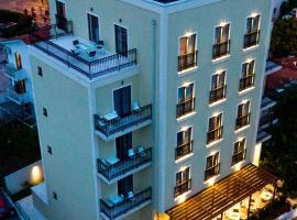 Hotel Pozzo, отель в Будве