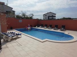 Apartment Monte Cherpo, Hotel in der Nähe vom Flughafen Pula - PUY,