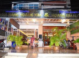Hoang Kim Hotel, hotel in Vientiane