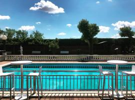 Hotel & Restaurant Figueres Parc, hotel a Figueres