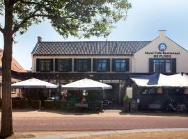 Hotel Café Restaurant De Ploeg, hotel near Winterswijk Golf, Varsseveld