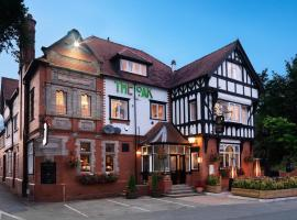 The Royal Oak, Kelsall, hotel near Beeston Castle, Kelsall
