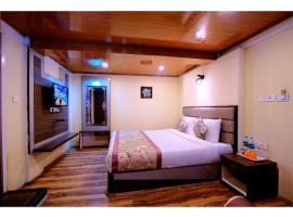 Udaan Olive Hotel & Spa, Pelling, spa hotel in Pelling