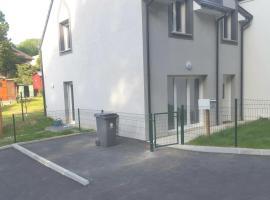 Chambre d'hôte dans une maison, Mont Saint Aignan, hotel near NEOMA Business School, Mont-Saint-Aignan